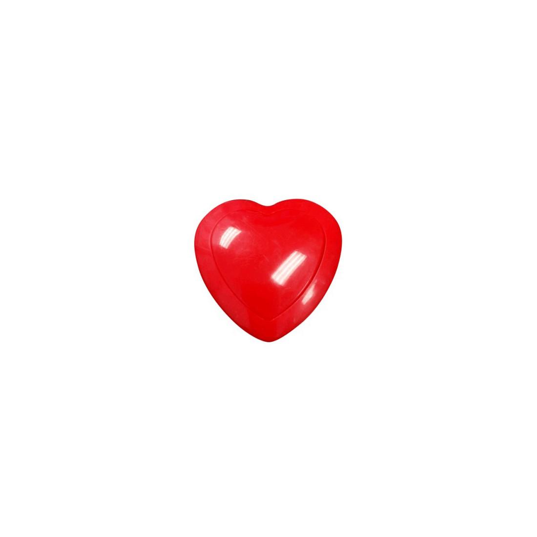 Coeur rouge - Son : Battements de coeur