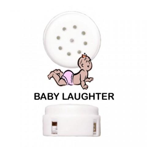 Son : Bébé qui rigole