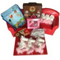 "TEDDY PARTY ! Le kit ANIMATION ""Princesses"" pour 6 enfants"