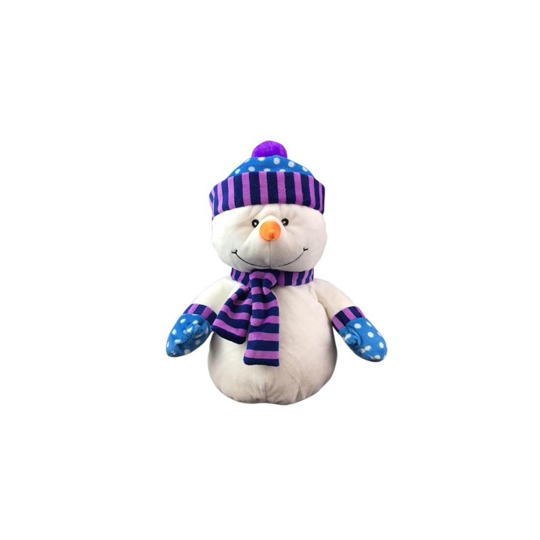 Mr Blizzard bohomme de neige  40 cm personnalisé