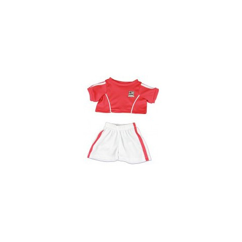 "Tenue Football ""rouge"""