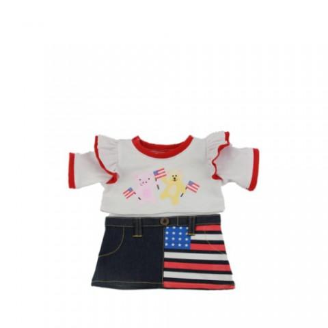 Tenue fashion USA