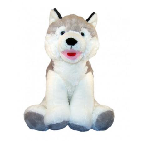 CROC-BLANC le Husky 40 cm