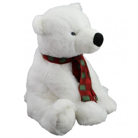 Manook l'ours polaire 40 cm