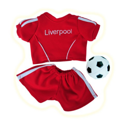 Maillot  Foot Liverpool