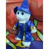 Costume De Magicien Avec Baguette Pour Peluche De 40 cm
