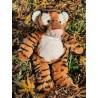 BENNIE le tigre peluche de 40 cm