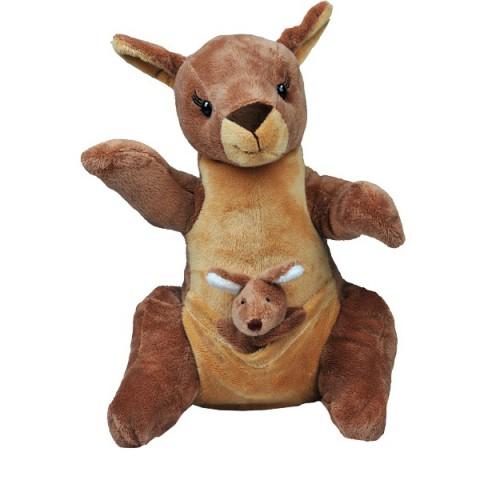 Jill& Joey les kangourous 40 cm personnalisé