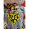 Tenue Robe D'Été Sauvage Pour Peluche De 40  cm