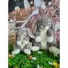 Forest le lapin bunny peluche de 40 cm