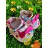Chaussure A Fleur