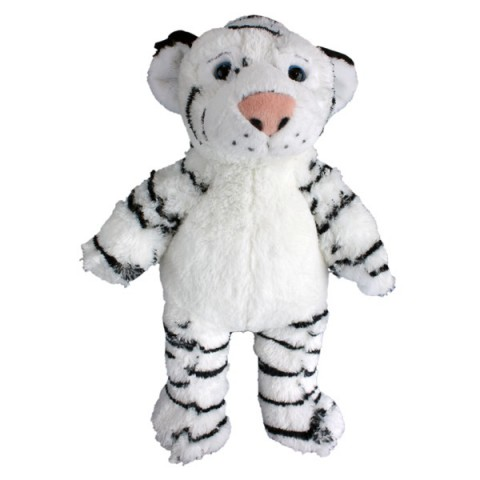 Snowflake le tigre blanc 40 cm personnalisé