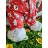 Pyjama Avec Chaussons Mouton