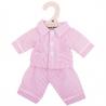 Pyjama Rose Pour Poupon - Moyen 30 cm / 35 cm
