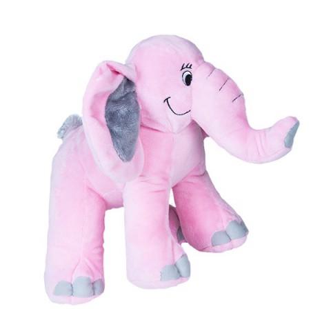 Pinky l'éléphant  40 cm personnalisé