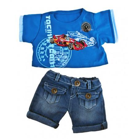 Jeans & T-Shirt Voiture