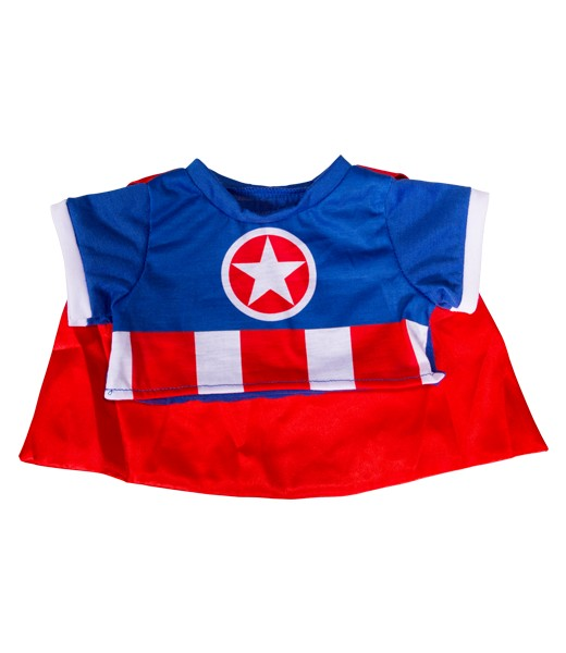 Tenue Captain America
