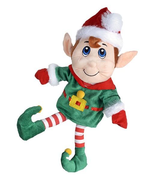 Jingle l'elfe de Noël