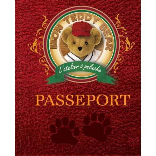 Passeport mon Teddy Bear