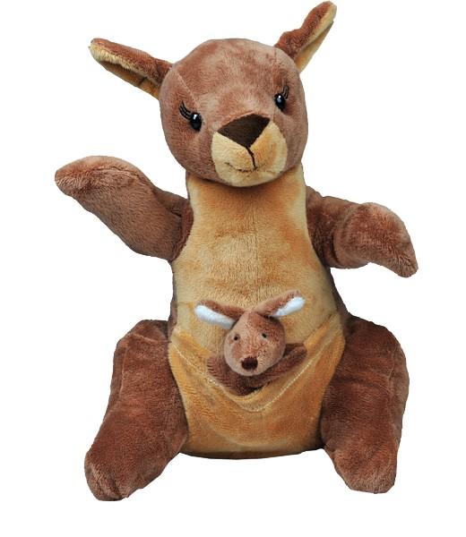 JILL & JOEY les kangourous