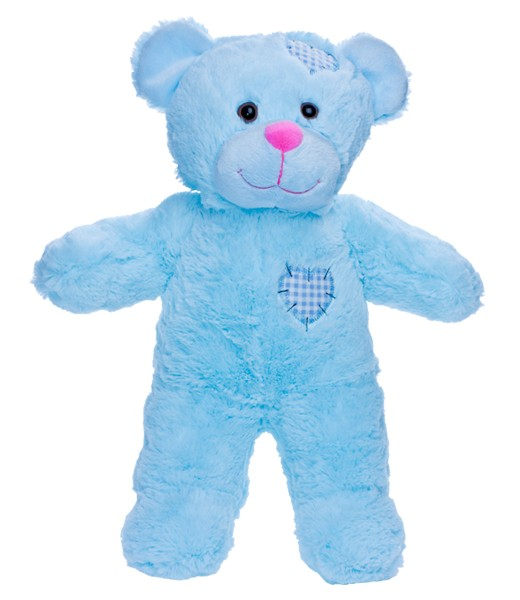 Baby blue l'ours